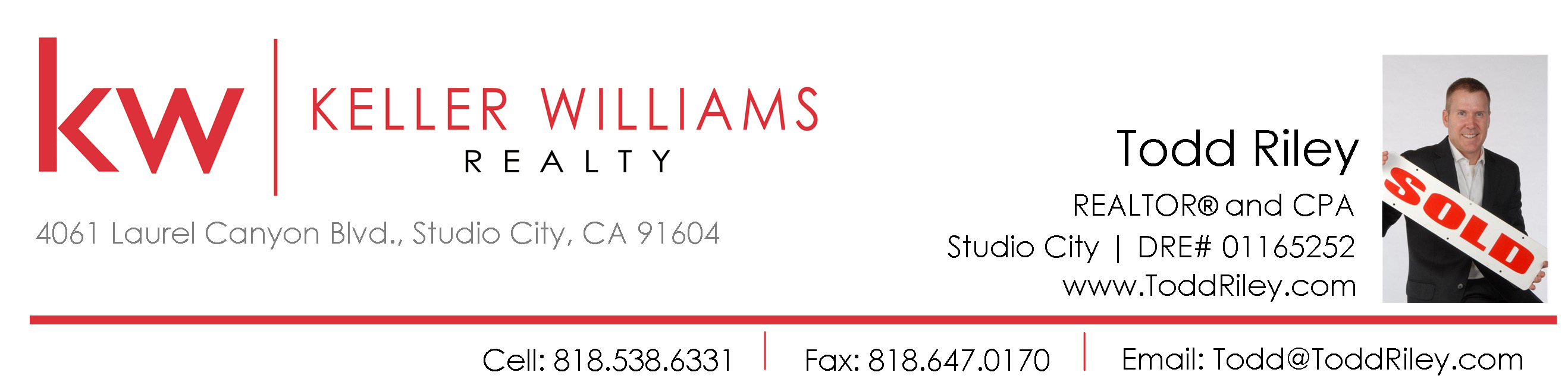 Todd Riley - San Fernando Valley Real Estate Agent